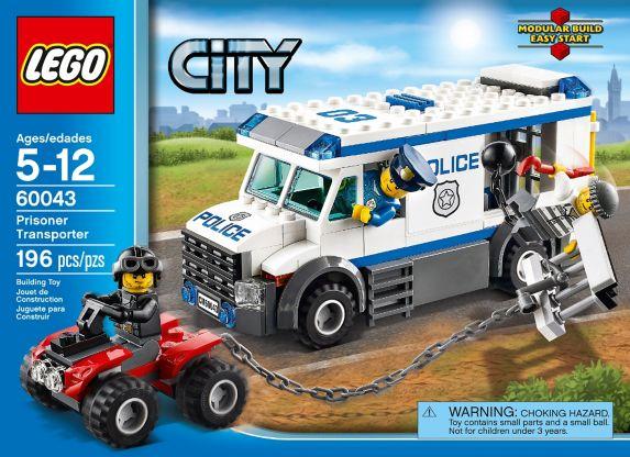 LEGO® City Police Patrol Product image