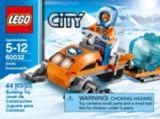 LEGO® City Arctic Outpost, 374-pcs | Legonull