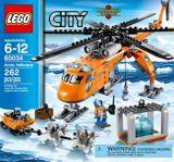 LEGO City, Le camp de base arctique, 735 pièces | Legonull