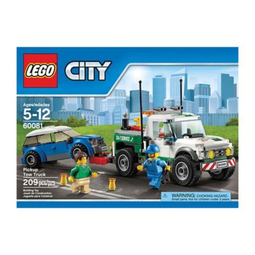 LEGO City, Le camion monstre, 78 pièces Image de l'article