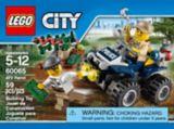 LEGO® City Arctic Snowmobile, 44-pcs | Legonull