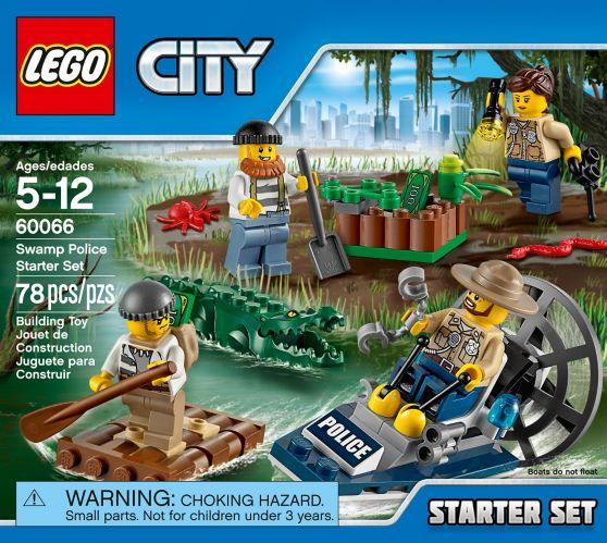 LEGO City, Véhicule VUS pour transport de motomarines Image de l'article