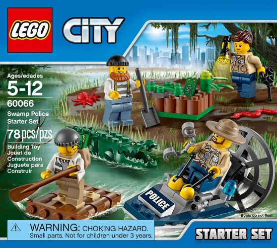 LEGO® City SUV with Watercraft Product image
