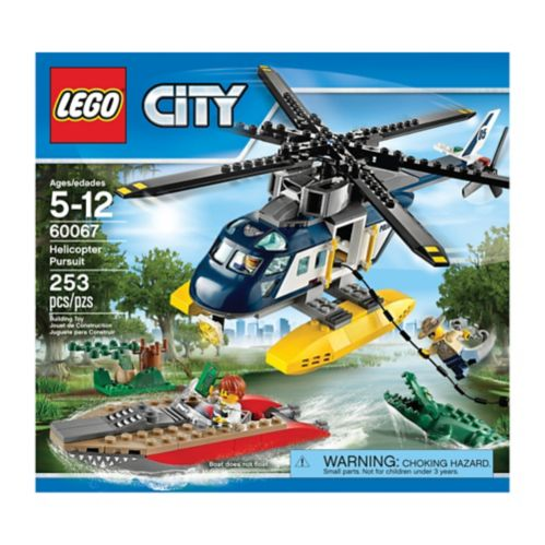 LEGO® City Helicopter, 253-pcs Product image