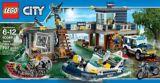 LEGO City, Ensemble de départ de la police des marais, 78 pc | Legonull