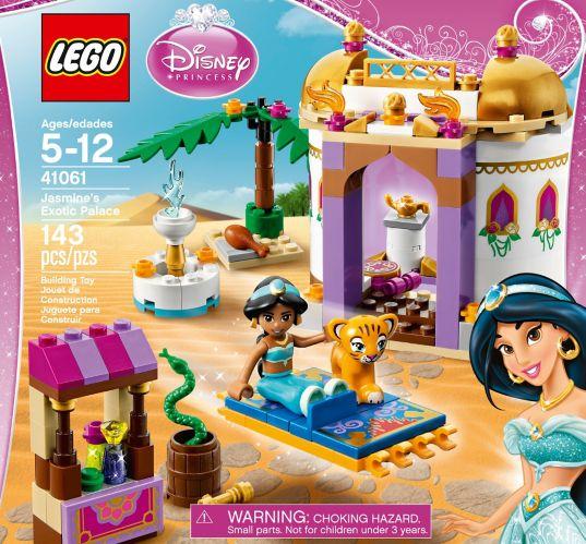 LEGO Princesses Disney, Le château de Cendrillon, 646 pièces Image de l'article