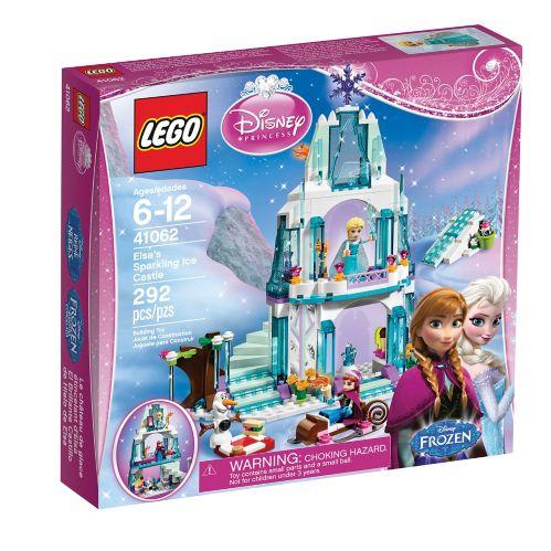 LEGO® Frozen Elsa's Sparkling Ice Castle Product image