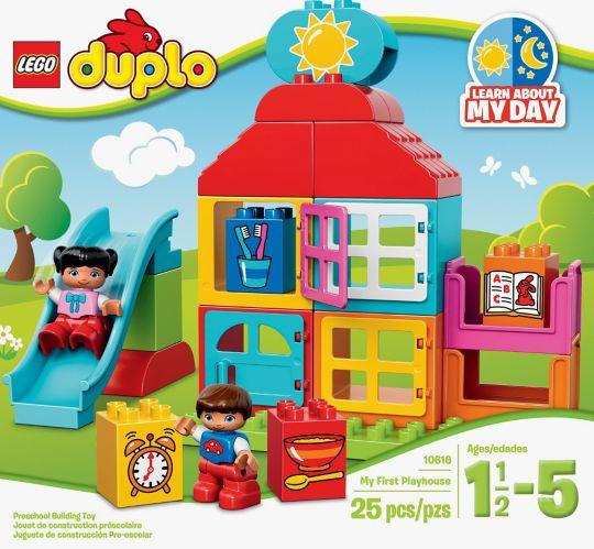 LEGO® Duplo My First Farm, 26-pcs Product image