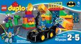 LEGO Duplo Le défi Batman et Joker, 40 pièces | Legonull
