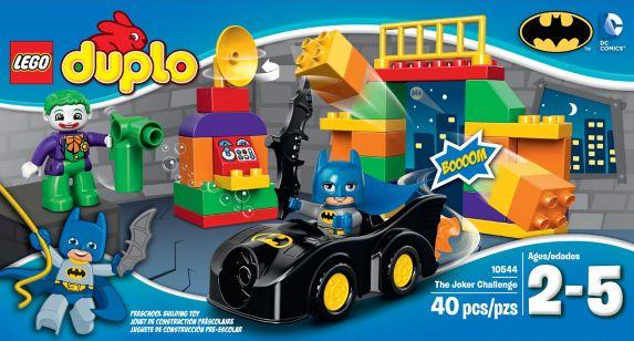 LEGO Duplo Le défi Batman et Joker, 40 pièces Image de l'article