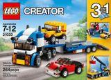 LEGO Creator, L'avion à double hélices, 216 pièces | Legonull