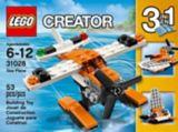 LEGO Creator, Le kart rouge, 106 pièces | Legonull