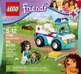 LEGO® Friends Sunshine Ranch, 721-pcs | Legonull