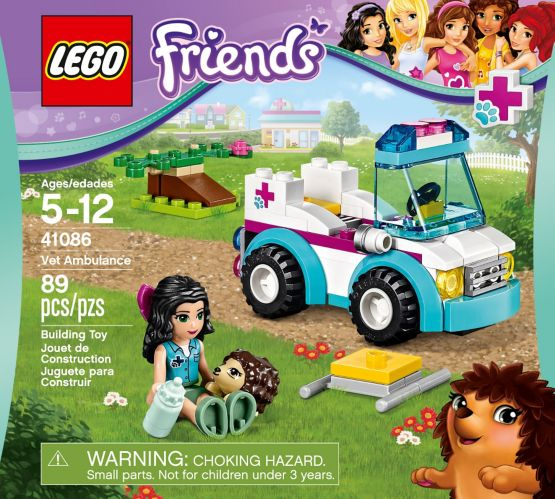 LEGO® Friends Sunshine Ranch, 721-pcs Product image