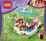 LEGO Friends, La décapotable de Mia, 187 pièces | Legonull