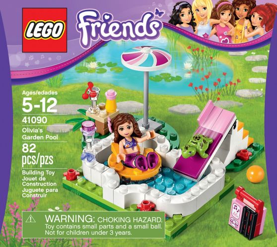 LEGO® Friends Mia's Roadster, 187-pcs Product image