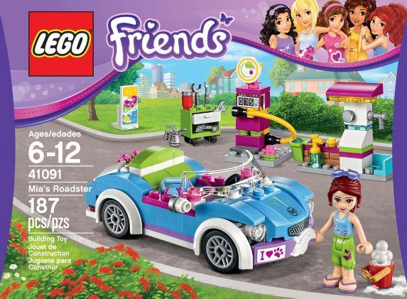 LEGO® Friends Little Foal, 43-pcs