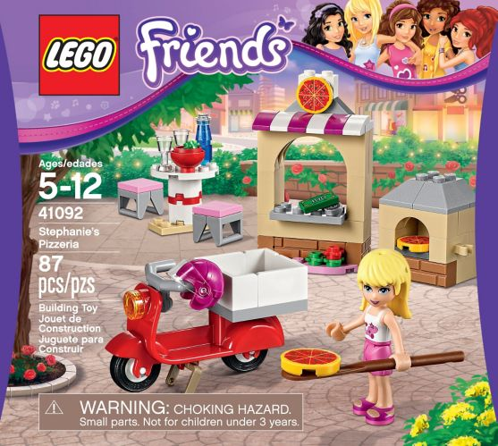 LEGO® Friends Shopping Mall Product image