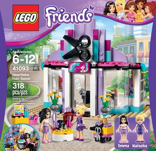 LEGO® Friends First Aid Jungle Bike, 156-pcs