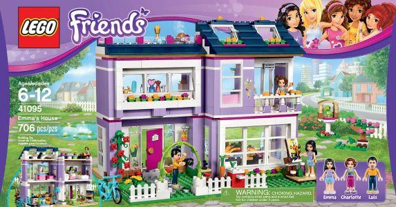 LEGO Friends, Le yacht, 612 pièces
