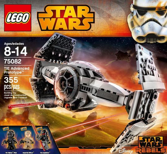 LEGO® Star Wars The Ghost, 929-pcs Product image