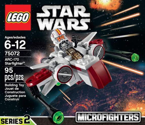 LEGO Star Wars, AAT, 251 pièces Image de l'article