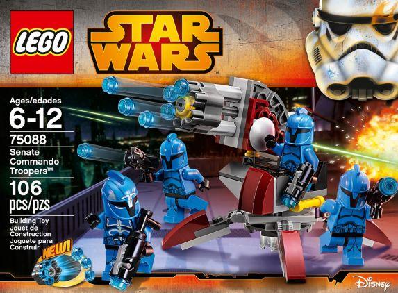 LEGO® Star Wars Republic Gunship, 105-pcs Product image