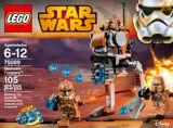 LEGO® Star Wars General Grievous' Wheel Bike, 261-pcs | Legonull
