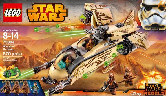 LEGO® Star Wars Vulture Droid, 77-pcs Product image
