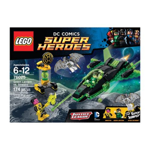 LEGO® Super Heroes Green Lantern vs. Sinestro, 174-pcs Product image