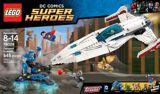 LEGO® Super Heroes Captain America vs. Hydra, 172-pcs | Lego Marvelnull