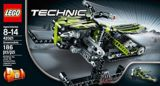LEGO Technic, Le bolide imbattable, 125 pièces | Legonull