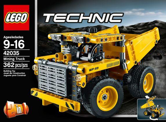 LEGO® Technic Mining Truck, 362-pc