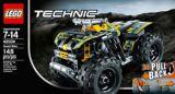 LEGO Technic, Le quad, 148 pièces | Legonull