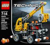 LEGO Technic, Le camion nacelle, 155 pièces | Legonull