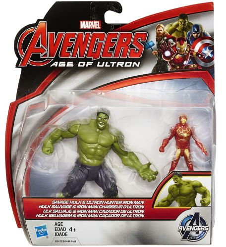 Marvel Avengers 2-1/2-in Deluxe Figures Product image