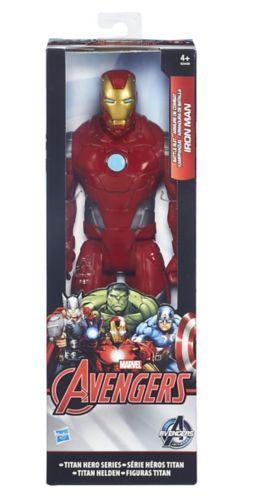 Figurines Marvel Avengers Titan Hero, assorties Image de l'article