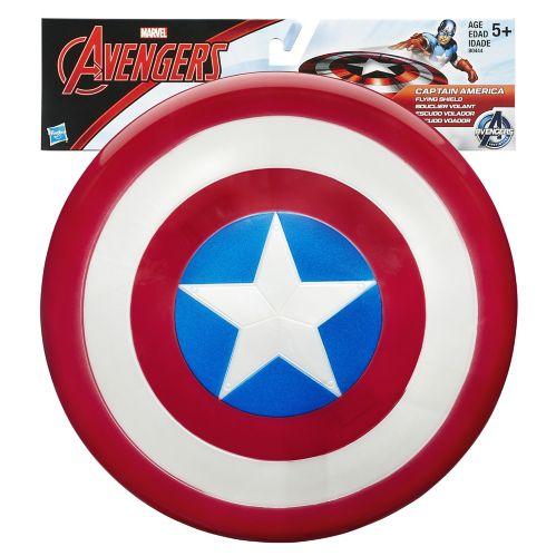 Bouclier volant du capitaine America de Marvel Avengers Image de l'article