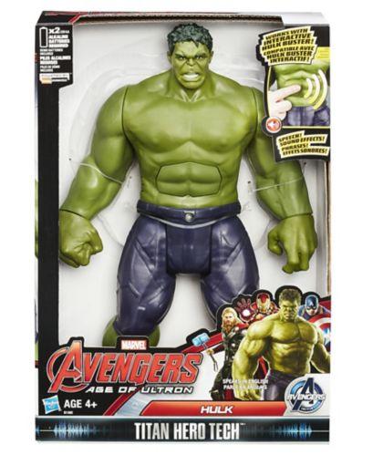 Figurine électronique Hulk de Marvel Avengers Image de l'article