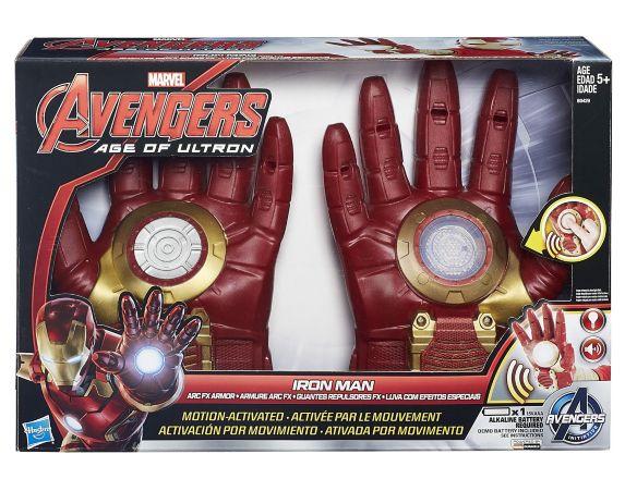 Marvel Avengers Iron Man Arc FX Gloves Product image
