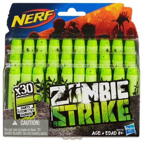 Nerf Zombie Strike Dart Refill, 30-pk