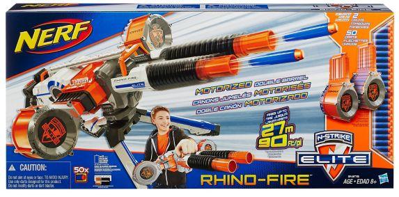 Nerf Rhino-Fire Blaster Product image