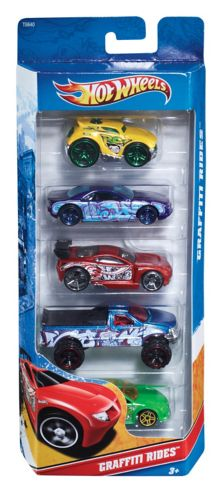 Hot Wheels 5 Car Pack, Assorted Product image