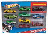 Assortiment de 10 automobiles essentielles Hot Wheels | Hot Wheelsnull