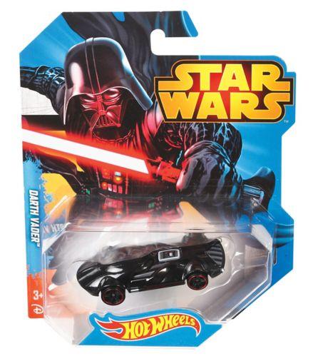 Assortiment de voitures Hot Wheels, personnages Star Wars Image de l'article