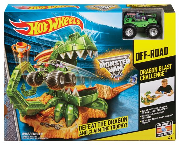 Camion Hot Wheels Monster Jam Image de l'article