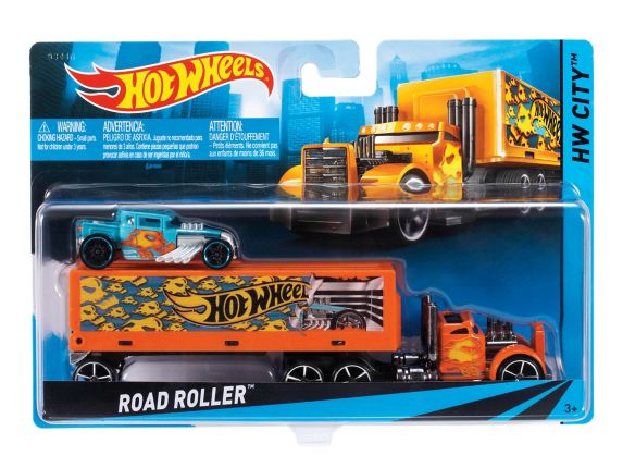 Hot Wheels Transporter, Assorted Product image