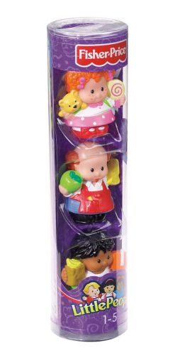Fisher Price Little People Tube, Assorted Product image
