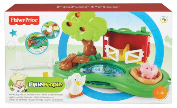 Fisher Price Little People Farm Play Set
