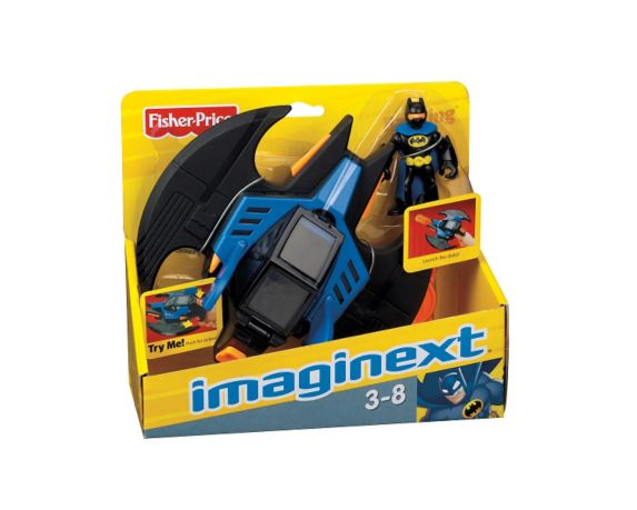 Imaginext DC Super Friends Vehicle, Assorted Product image